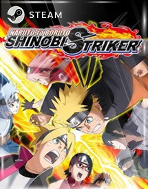 naruto to boruto: shinobi striker steam key [global]