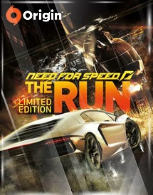 need for speed: the run limited edition origin key [global]
