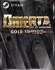 omerta - city of gangsters: gold edition steam key [global]