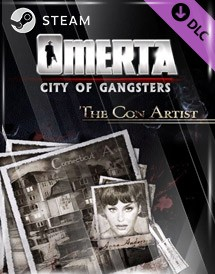 omerta - city of gangsters: the con artist dlc steam [global]