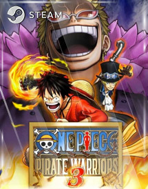 one piece pirate warriors 3 steam key [global]