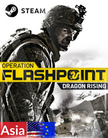 operation flashpoint: dragon rising steam key [asia/emea/us]
