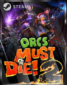 orcs must die! 2 steam key [global]