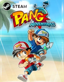 pang adventures steam key [global]