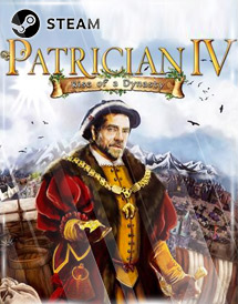 patrician iv: rise of a dynasty dlc steam key [global]