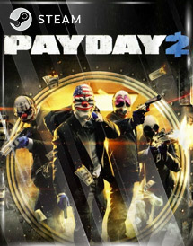 payday 2 steam key [global]