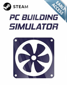 pc building simulator incl. early access steam key [global]