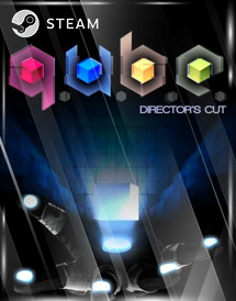 q.u.b.e: director's cut steam key [global]