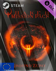 quake ii - mission pack: ground zero dlc steam key [eu]