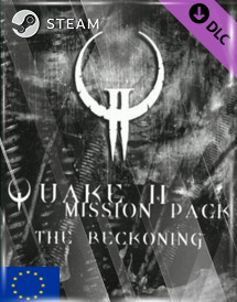 quake ii - mission pack: the reckoning dlc steam key [eu]