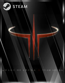 quake iii arena + team arena steam key [global]