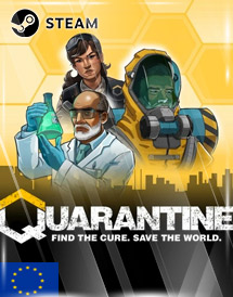 quarantine steam key [eu]