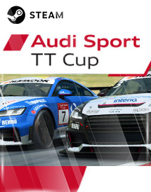 raceroom - audi sport tt cup 2015 steam key [global]