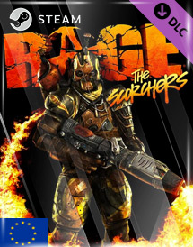 rage - the scorchers™ dlc steam [eu]