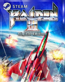 raiden iii digital edition steam key [global]