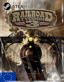 railroad tycoon 3 eu steam key [eu]