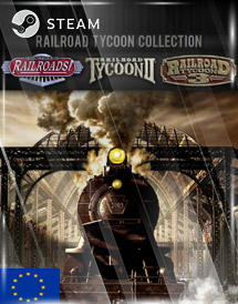 railroad tycoon collection steam [eu]