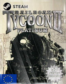 railroad tycoon ii platinum steam key [eu]