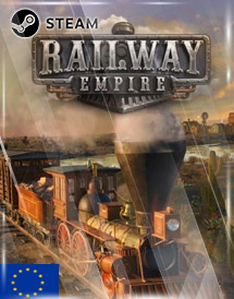 railway empire steam key [eu]