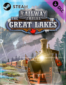 railway empire - the great lakes dlc steam key [global]