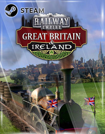 railway empire: great britain & ireland steam key [global]