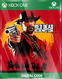 red dead redemption 2 xbox one xbox live key [global]