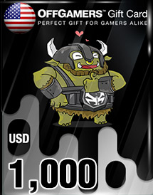 offgamers usd1,000 gift card us