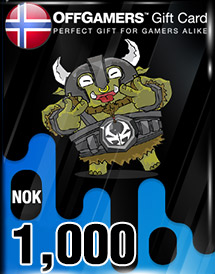 offgamers nok1,000 gift card no