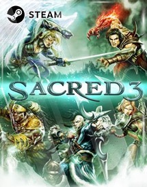 sacred 3 gold edition steam key [global]