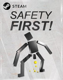 safety first! steam key [global]