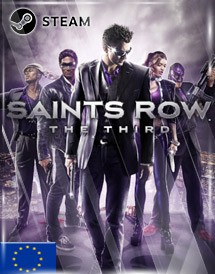 saints row: the third steam key [eu]