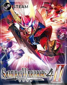 samurai warriors 4-ii steam key [global]