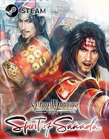 samurai warriors: spirit of sanada steam key [global]