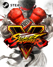 street fighter v steam key [global]