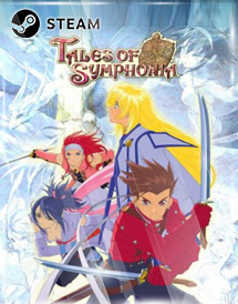 tales of symphonia steam key [global]