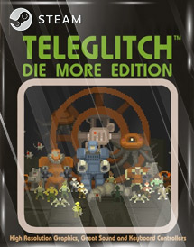 teleglitch die more edition steam key [global]