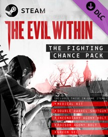 the evil within - the fighting chance pack dlc steam [global]