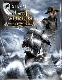 two worlds ii - pirates of the flying fortress steam [global]