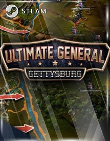 ultimate general: gettysburg steam key [global]