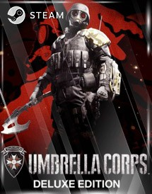 umbrella corps deluxe edition steam key [global]