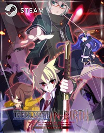 under night in-birth exe:late steam key [global]