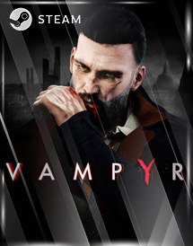 vampyr steam key [global]