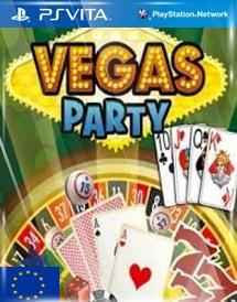 vegas party ps vita eu psn key [eu]