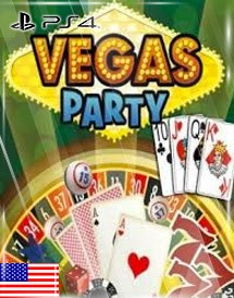 vegas party ps4 [us psn] psn key [us]