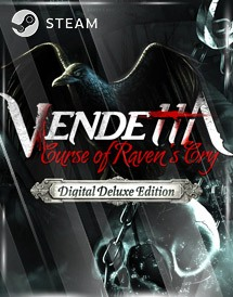 vendetta - curse of raven's cry deluxe edition steam [global]