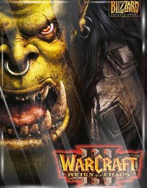 warcraft 3: reign of chaos battle.net key [global]