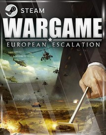 wargame: european escalation steam key [global]