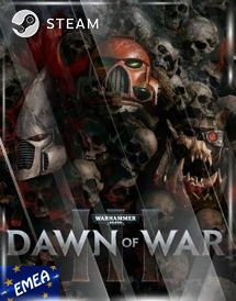 warhammer 40,000: dawn of war iii steam key [emea]