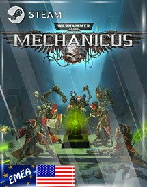 warhammer 40,000: mechanicus steam key [emea/us]