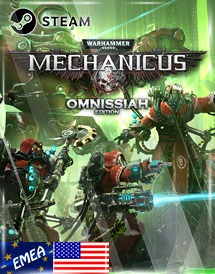 warhammer 40,000: mechanicus omnissiah edition steam [emea/us]